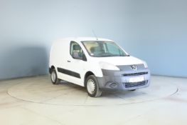 2011 Peugeot Partner 850 S 1.6 Hdi 90 4 Door Panel Van