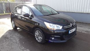 2011 Citroen C4 Vtr+ 1.6 HDI 5 Door Hatchback