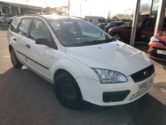 2005 Ford Focus 1.6 Lx TDCI 5 Door Estate