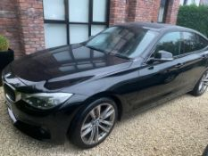 2013 BMW 320D GT - CL007 - NO VAT ON THE HAMMER - Location: Altrincham WA14