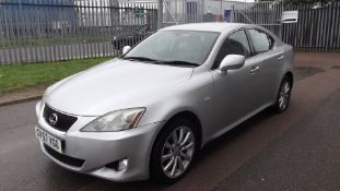 2007 Lexus IS220D SE 4 Door Saloon