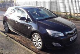 2011 Vauxhall Astra SE 1.6 Automatic 5 Door Hatchback - 97,000 Miles - Sat Nav, Dab Radio, Bluetooth