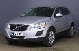 2012 Volvo XC60 SE Lux Nav 2.4 D4 AWD Auto 5 Door MPV - FSH - CL505 - NO VAT ON THE HAMMER - Locatio