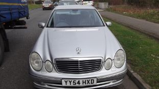 2004 Mercedes E270 2.7 Cdi Avantgarde 4 Door Saloon