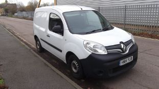 2014 Renault Kangoo 1.5 Dci ML19 Panel Van