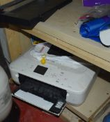 1 x Canon MG5650 Colour Printer and Paper Cutter - CL586 - Location: Stockport SK1 This item is to