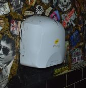 1 x Rest Room Electric Hand Dryers - CL586 - Location: Stockport SK1 This item is to be removed from