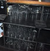 1 x Large Collection of Pint Glasses, Wine Glasses and Beer Jugs - CL586 - Location: Stockport SK1
