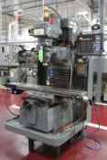 TRAK DPM3 3 hp Vertical Mill, s/n 05-CF13916, w/ PROTO TRAK SMX 3 Axis Control, 3 Axis Power Feed