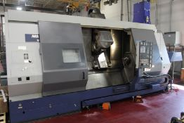 2001 MORI SEIKI MT 253S/1500 5 axis MILLING/TURNING CENTER, s/n 89, w/ MSG-501 Control, Max Swing-