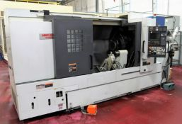 2005 MORI SEIKI NL2500Y/1250 4 Axis TURNING CENTER, s/n NL251EG1060, w/ MSX-850 Control, Live