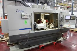 2007 STUDER S31 CNC UNIVERSAL GRINDER, s/n 112-030.0450, w/ GE FANUC Series 21i-TB Control, Max