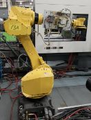 2018 FANUC M-710iC/50 6-AXIS ROBOT, TYPE A05B-1125-B201, NO. R1810261 W/ 2018 FANUC SYSTEM R-30IB