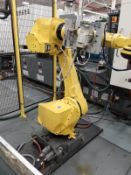 2017 FANUC M-710IC/50 6-AXIS ROBOT, TYPE A05B-1125-B201, NO. R17905021 W/ 2017 FANUC SYSTEM R-30IB