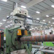 STAR AUTOMATION TW-1400V1-480NC, 3 AXIS SERVO ROBOT, S/N 1X11Q-0359