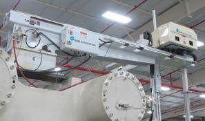 2013 STAR AUTOMATION LW-1600V1-480/STEC480N0K 3 AXIS SERVO ROBOT, S/N 1X11Q-0597 W/PENDANT CONTROL