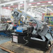 2018 HYD-MECH S-20 HORIZONTAL BANDSAW WITH 13?H X 18?W CAPACITY AT 90°, 3 HP MOTOR, AND 1? BLADE S/