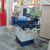 """2004 ACRA APSG-618B SURFACE GRINDER WITH FAGOR DRO S/N: 141, 6"""" X 18"""" MAGNETIC CHUCK"""