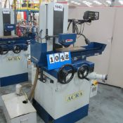 """2002 ACRA APSG-618B SURFACE GRINDER WITH FAGOR DRO S/N: 123, 6"""" X 18"""" MAGNETIC CHUCK"""