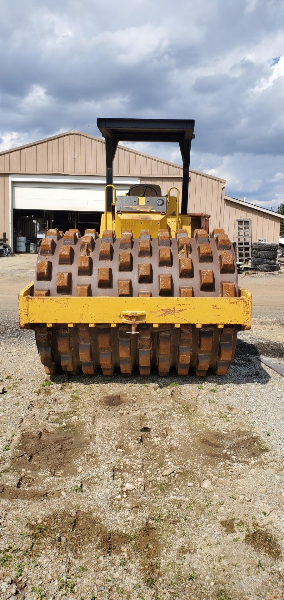Bomag Model BW 213 Vibratory Roller w/ Shell Kit, s/n 101400250137, 3016 Hours, Deitz Diesel - Image 3 of 8