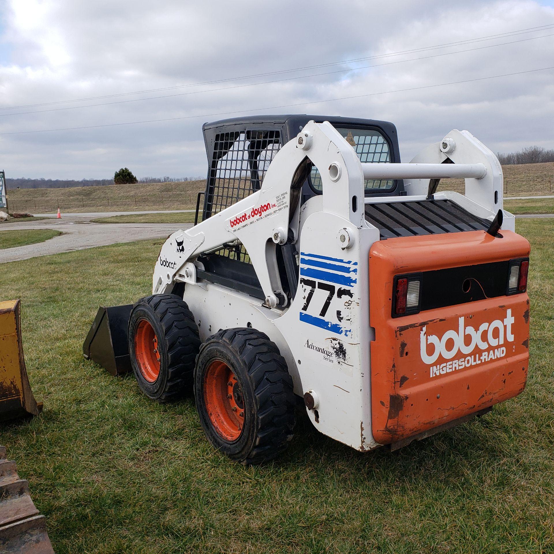 Bobcat Model 773 Skid Steer, s/n 517615228, 1208 Hours, 78 in GP Bucket, Owner Operated Machine - Image 4 of 12