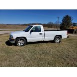 2001 Chevrolet 1500 Silverado 1500, 8 ft. Bed, 4.3 Liter Gasoline Engine, Automatic, 137,712 Miles