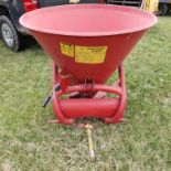 3 Point Hitch Mounted Broadcast Spreader