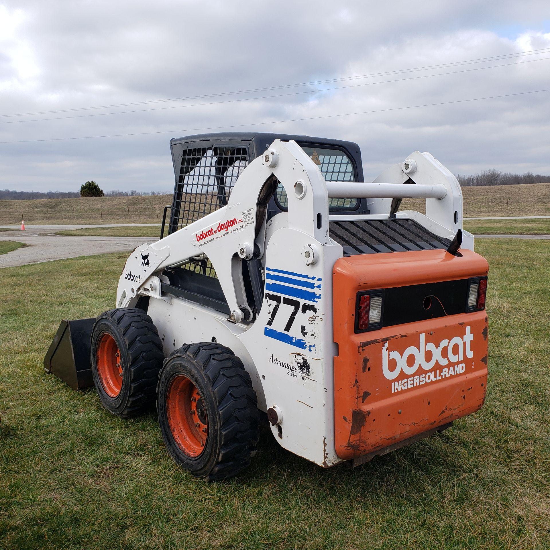 Bobcat Model 773 Skid Steer, s/n 517615228, 1208 Hours, 78 in GP Bucket, Owner Operated Machine - Image 5 of 12