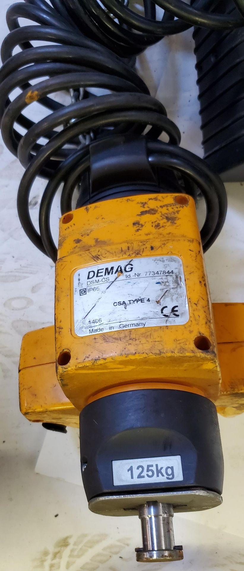 Lot 483 - Demag Pro Manulift with DSM-CS Control 125 kg, 3 phase, 380/480 v