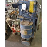 Freon and Fluid Recovery Cart