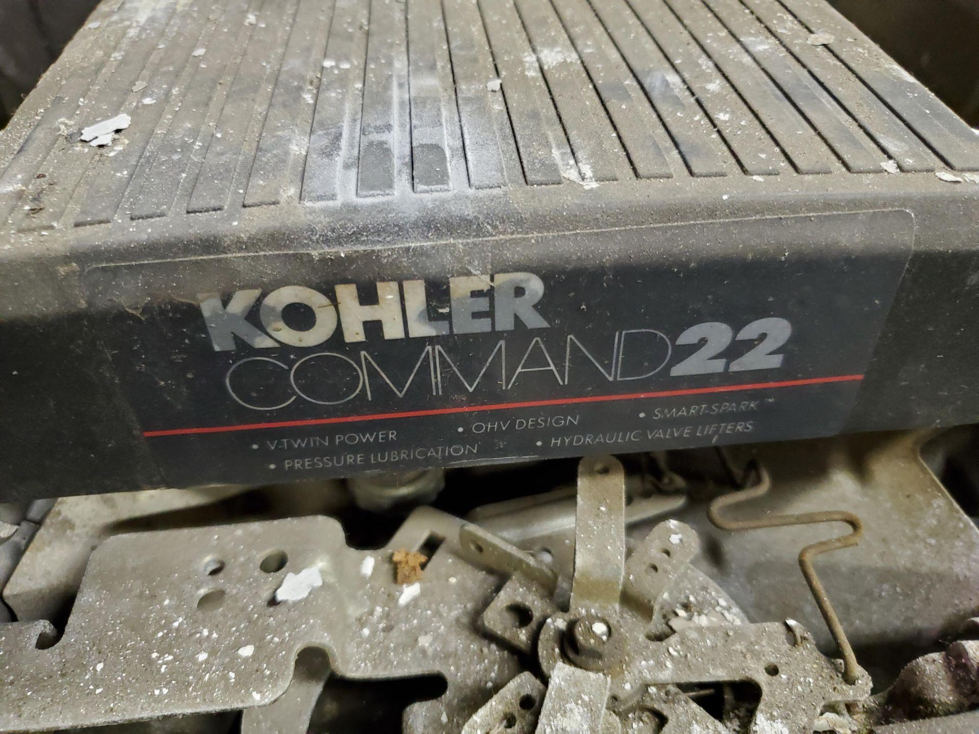 "Exmark Lazer Z Zero Turn Mower w/ 54"" Deck, 2117 Hours, Not in Service - Image 4 of 5"