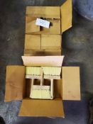 """(3) Boxes Wright Bernet 6"""" Handy Kalsomine Brushes"""
