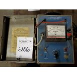 Associated Research Hipot Jr. Electric Safety Tester