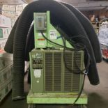 Trane Portable Air Conditioner, 460 v, 3 Ph