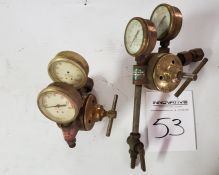 Airco Oxy/Acetylene Gages and Regulators