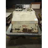 Tennant Model 90 Propane Powered Floor Sweeper, Not in Service