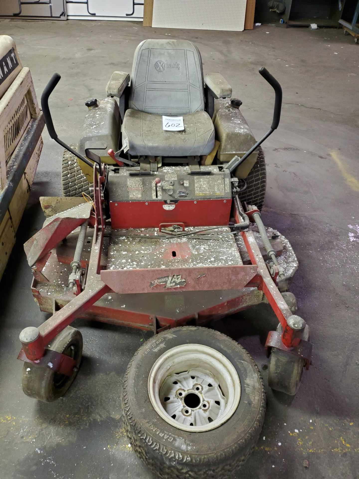 "Exmark Lazer Z Zero Turn Mower w/ 54"" Deck, 2117 Hours, Not in Service - Image 3 of 5"