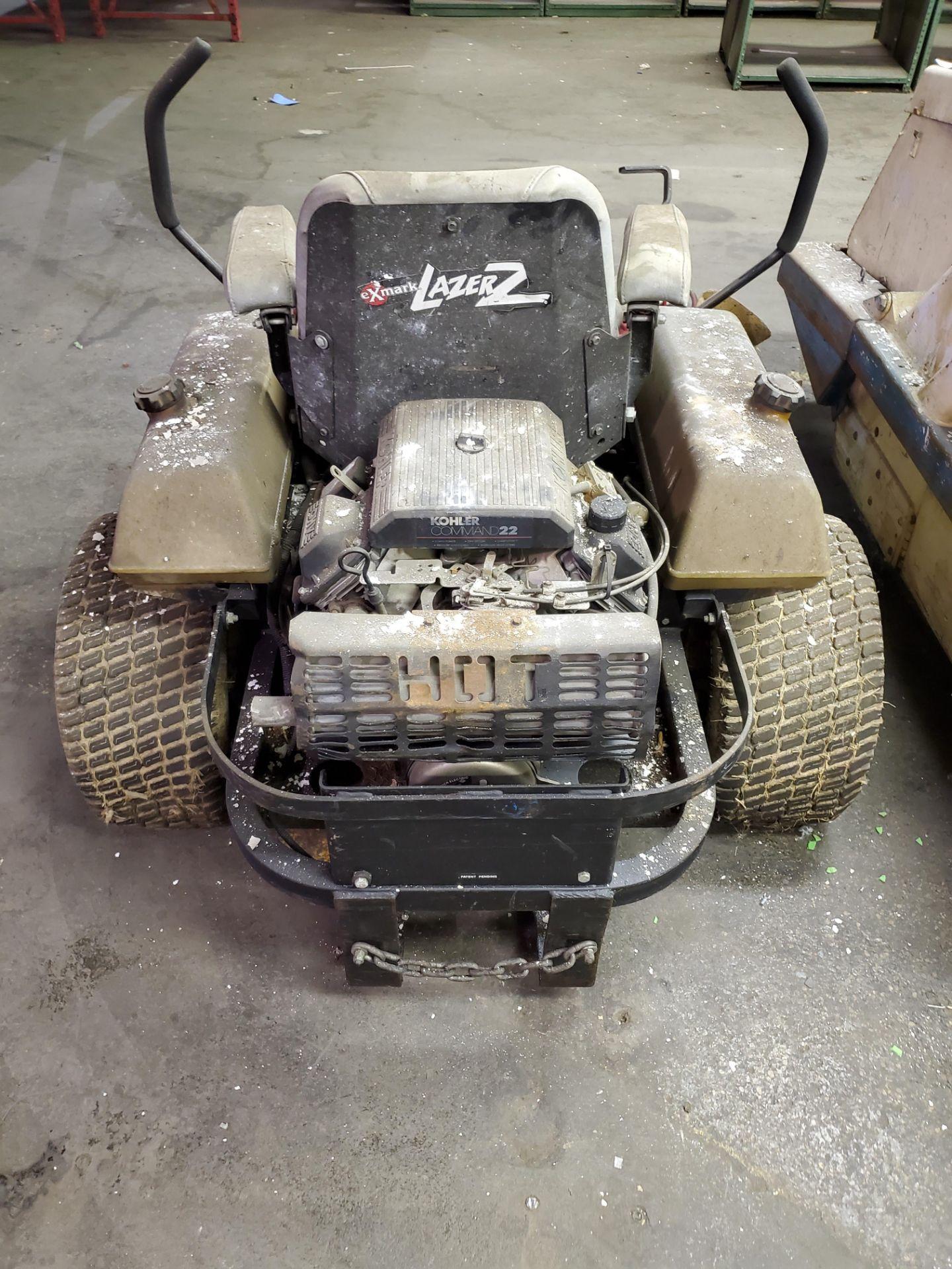 "Exmark Lazer Z Zero Turn Mower w/ 54"" Deck, 2117 Hours, Not in Service - Image 2 of 5"