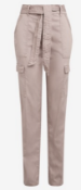 BRAND NEW - NEXT - Pink Utility Pocket Trousers SIZE 14PETITE RRP £32