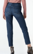BRAND NEW - NEXT - Dark Blue Mom Jeans SIZE 8PETITE RRP £32