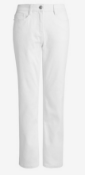 BRAND NEW - NEXT - White Emma Willis Relaxed Jeans SIZE 14EXTRA LONG RRP £30