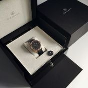 ***NO VAT ON THE HAMMER*** BOXED BRAND NEW ORNAKE GENTS LUXURY WRISTWATCH