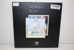 GRADE U- ***VINYL RECORD** BOXED RECORD COLLECTION, LED ZEPPELIN, BOX COLLECTION OF THE SOUNTRACK