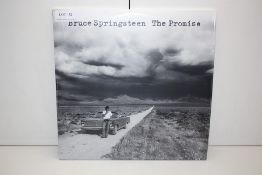 GRADE U- ***VINYL RECORD*** BRUCE SPRINGSTEEN THE PROMISE, THE LOST SERSSIONS, DASRKNESS ON THE EDGE