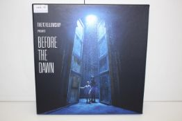 GRADE U- ***VINYL RECORD*** BOXED THE K FELLOWSHIP PRESENTS BEFORE THER DAWN RRP-£56.99