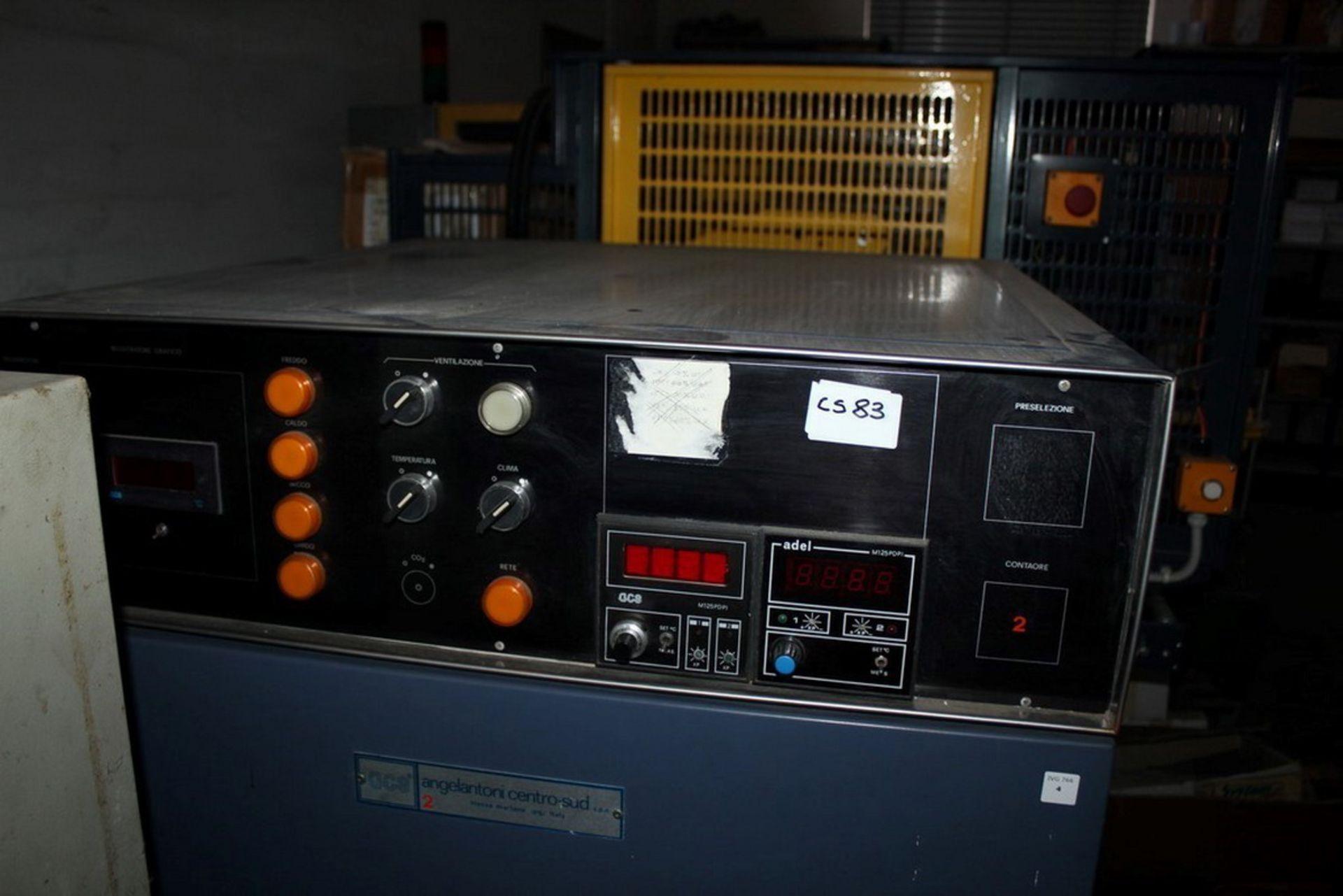 Lot 164 - N. 4 (766 IVG FALLIMENTO) ESSICCATORE FRIG. LPE 1000, TIPO UV 110, ANNO 1982 (N.CS 83 - N. CESPITE