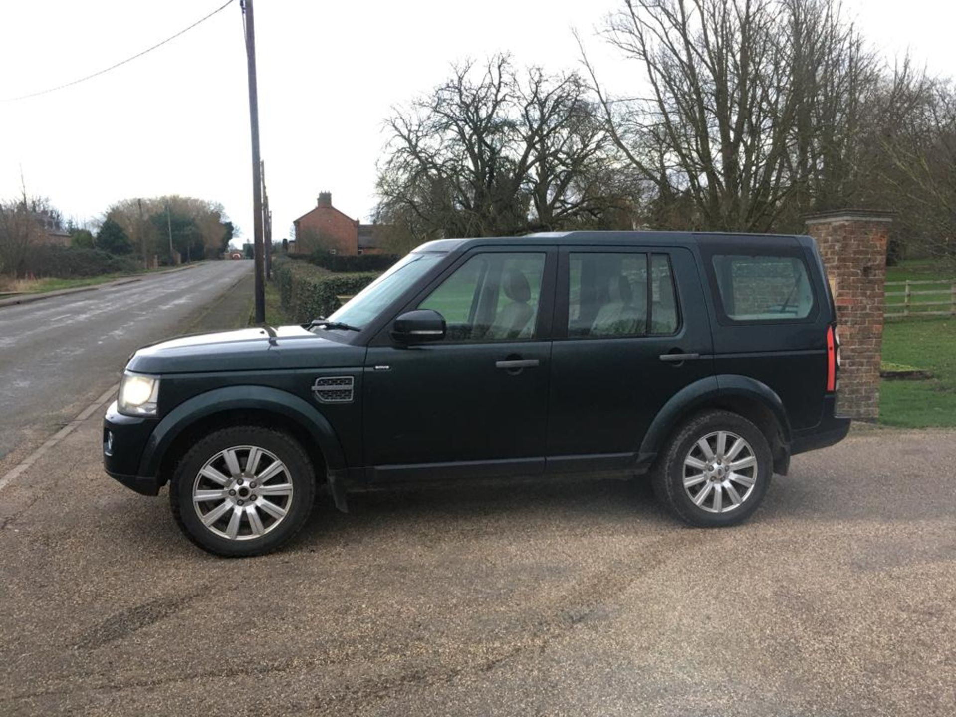Lot 1 - 2014 LAND ROVER DISCOVERY 4 GS 3.0 TDV6 **EX AUTHORITY**
