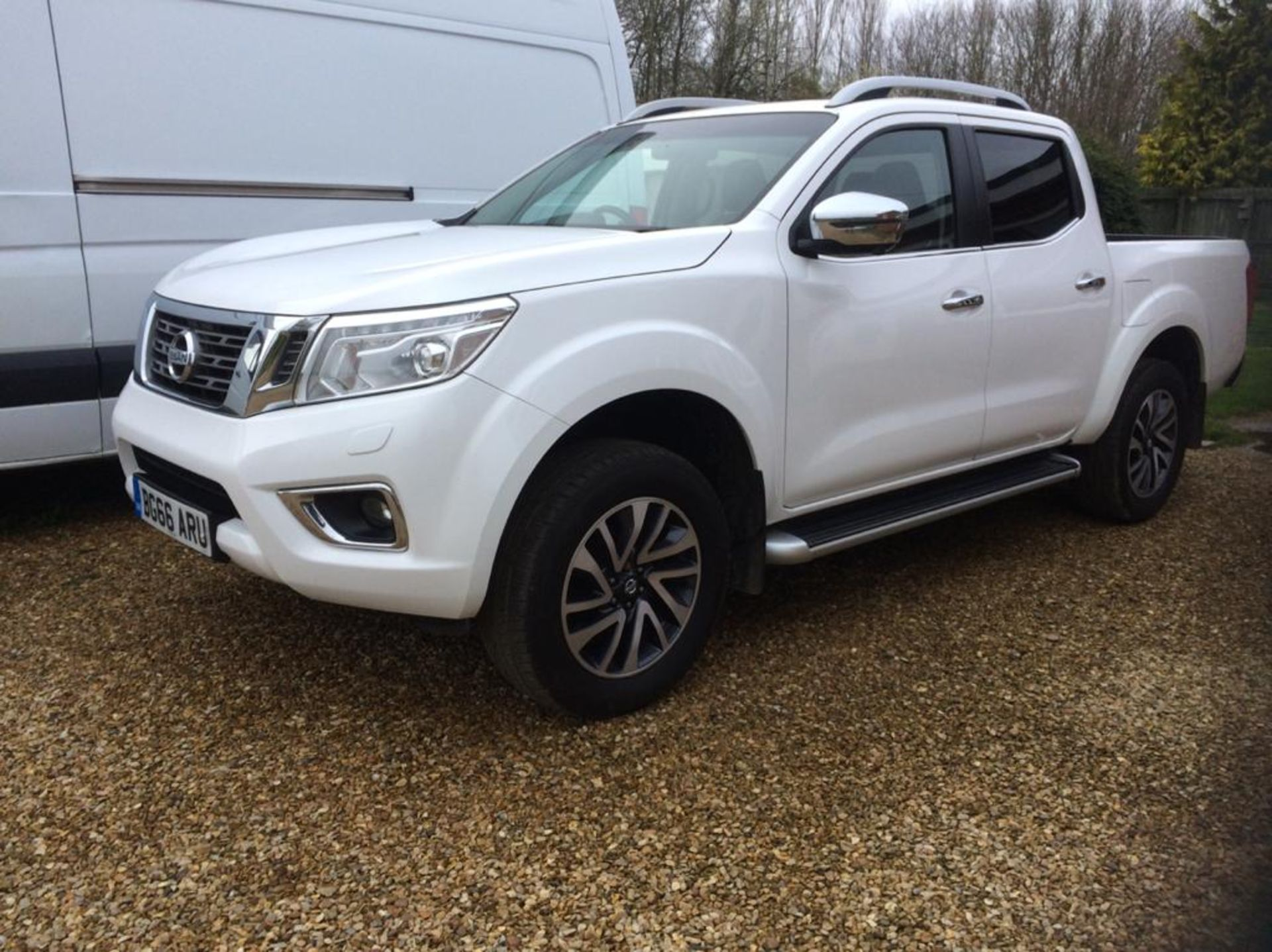 Lot 2A - 2016 NISSAN NAVARA TEKNA DCI DOUBLE CAB **ONE OWNER FROM NEW**