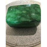 8954 CT EMERALD COLLECTIORS PIECE