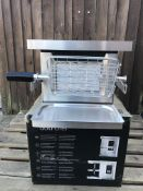 GOLD CHEF TWO 800C ROTISSERIE GRILL
